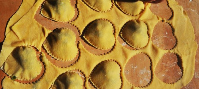 Ravioli Love! at Taste of Okinawa