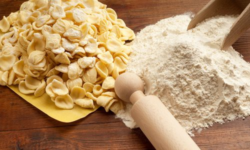 Vegan orecchiette cooking class at Taste of Okinawa
